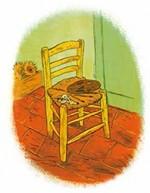 Le petit bourreau de Montfleury chaise à la Van Gogh