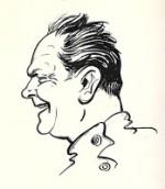 Autoportrait de Robert Dansler.
