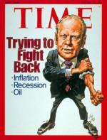 La couverture du Time Magazine d'octobre 1974.