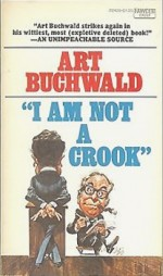 Couverture du roman « I am not a Crook » (Fawcett).