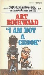 Couverture du roman « I am not a Crook » (Fawcett).