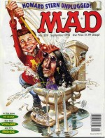 117 : La couverture de Mad n° 339.