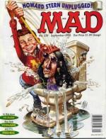 117 : La couverture de Mad n° 339.