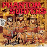 Pochette du disque « The Great Surf Crash of 97 » des Phantom Surfers (Lookout Records, 1997).