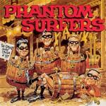 Pochette du disque « The Great Surf Crash of 97 » des Phantom Surfers (Lookout Records, 1997).
