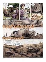 Page 6 du tome 6 (Delcourt 2016)