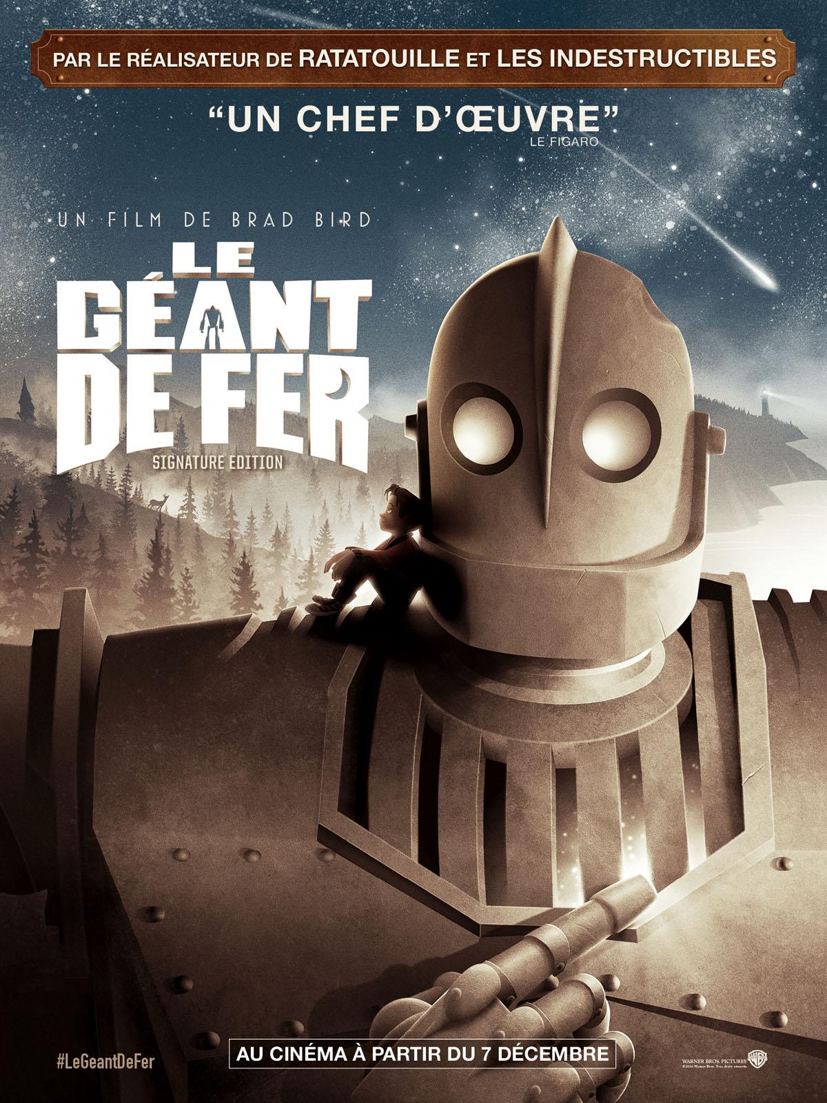 Affiche 2016 annonçant la ressortie du film en version restaurée.