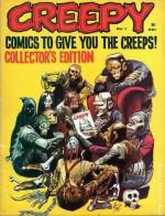 La couverture de Creepy n° 1.