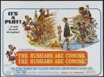 L'affiche de « The Russians are Coming The Russians are Coming » de Norman Jewison.