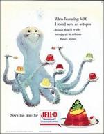 Une publicité pour les Jell-O.
