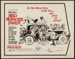 Design des personnages animés en stop-motion du film « Mad Monster Party ».