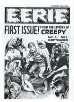 90 : Le rarissime Eerie n° 1.