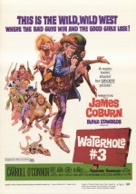 L'affiche de « Waterhole #3 » (« L'Or des pistoléros »).