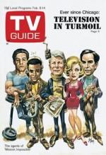 Couverture de TV Guide avec « Mission impossible ».