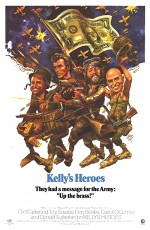 L'affiche de « De l'or pour les braves ».