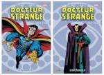 Couvertures Dr Strange