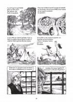 Une philosophie de vie marquée par le contact de la nature (page 43 - Delcourt 2016)