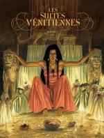 Et même si c'est dupatrimoine récent, sachez que le tome 2 de l'intégrale des « Suites vénitiennes » de Warnauts et Raives sortira en février et que le tome 3 sera en librairies en mai.