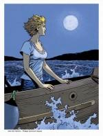 Annonce « Pour la peau d'une femme » dans le n° 3941 de Spirou, en 2013.