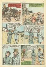 Une autre page de « Colomba » par René Giffey.
