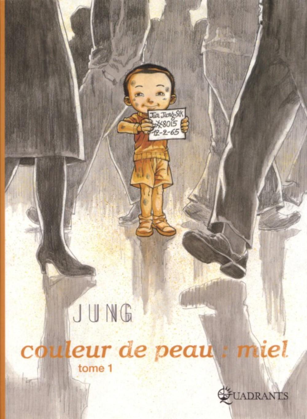 Couverture du tome 1 (Soleil Quadrants 2007)