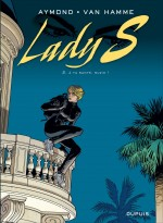 Couverture de«  Lady S » tome 2.