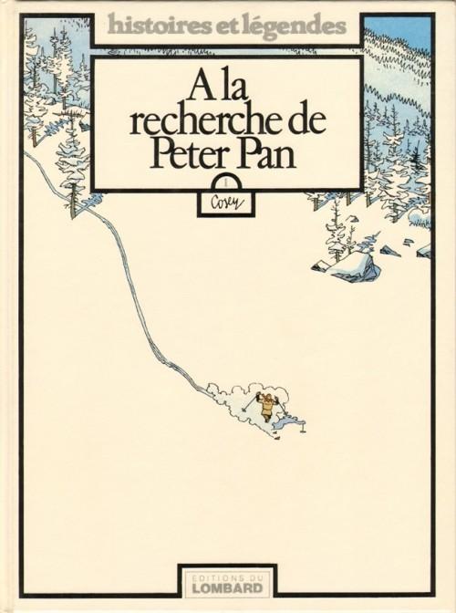 A la recherche de Peter Pan (Cosey et Le Lombard, 1984)