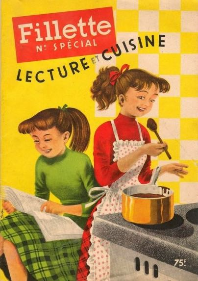 fillette suite et fin 1954 1964 deuxi me partie cuisine fillette. Black Bedroom Furniture Sets. Home Design Ideas