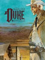 Couverture pour Duke T1 (à paraître en janvier 2017)