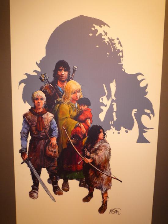 Expo Thorgal affiche