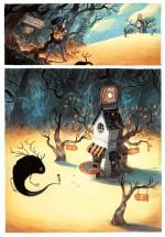 L'épouvantable peur d'Épiphanie Frayeur page 13