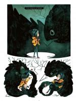 L'épouvantable peur d'Épiphanie Frayeur page 4
