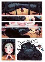 L'épouvantable peur d'Épiphanie Frayeur page 68