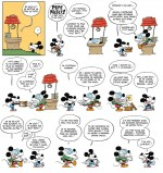 La Jeunesse de Mickey bas page 4