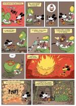 La Jeunesse de Mickey page 19