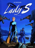 « Lady S » tome 11 : couverture.