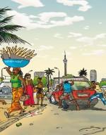 Mbote Kinshasa  4eme de couverture