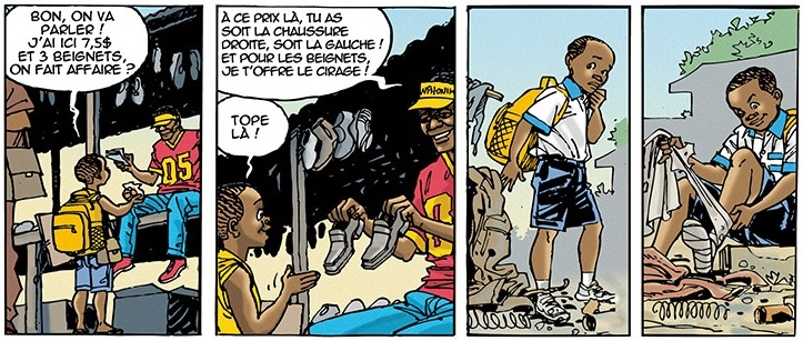 Mbote Kinshasa dernier bandeau page 31