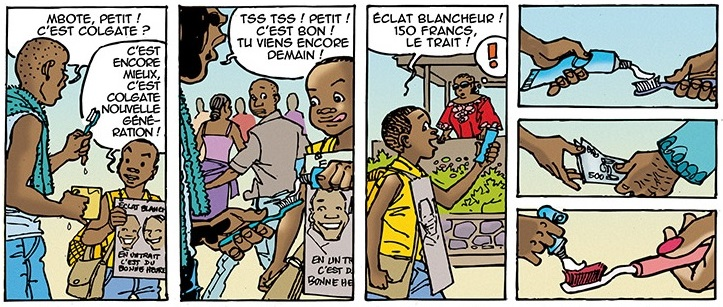 Mbote Kinshasa premier bandeau page 31