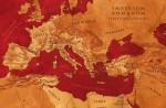 Carte de l'Empire romain au temps d'Auguste (27 av. J.-C. à 14 ap. J.-C.)