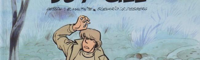 """Couverture de """"Bons baisers du 7ème ciel""""  (Dupuis - 1985)"""