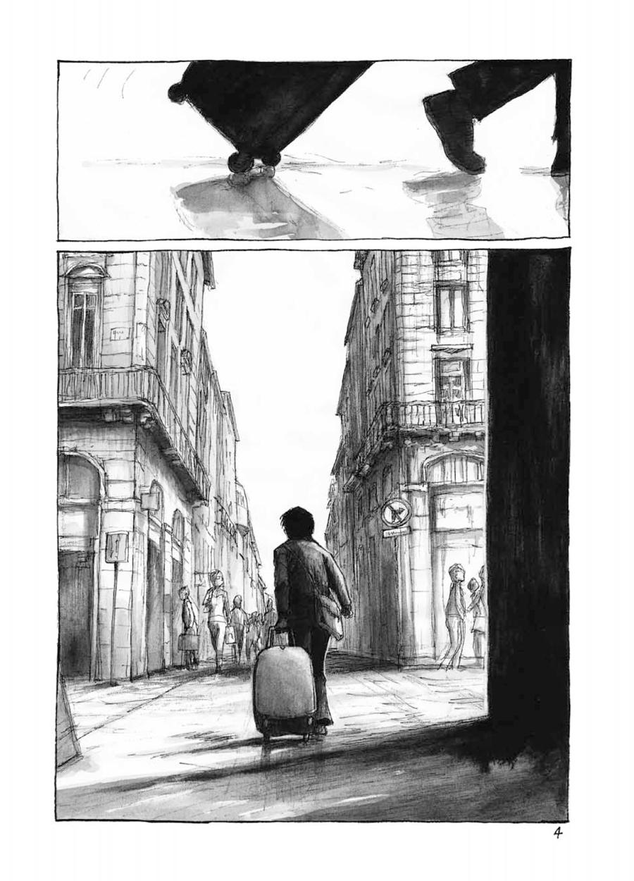 Errances et retrouvailles (T3, pl.2) - Soleil 2013