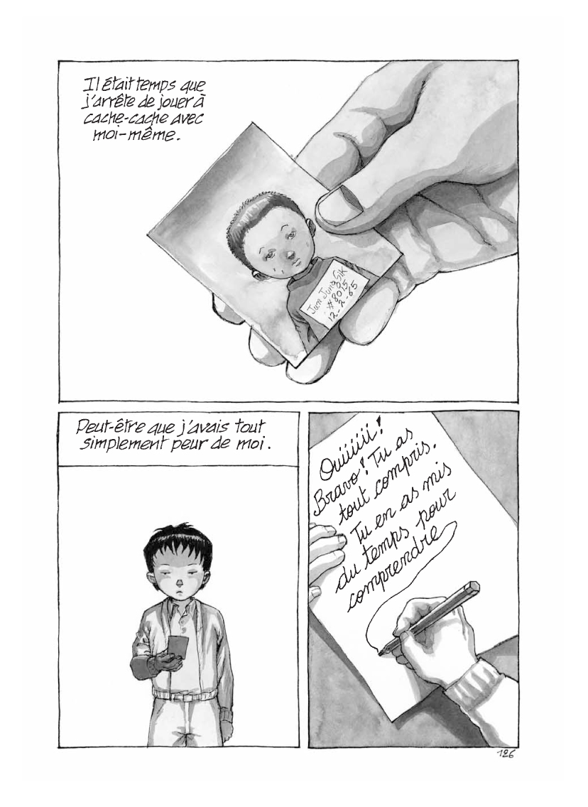 Un récit d'apprentissage (T2 - pl.126) - 2008