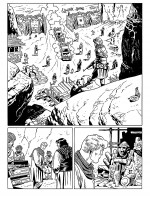 Martin Mystère dans « Il Grande Gioco », au n° 348.