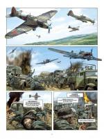 Une armée en déroute (tome 4, planche 4 - Paquet 2016)
