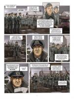 Le temps de l'enrôlement (tome 1, page 7 - Paquet 2012)