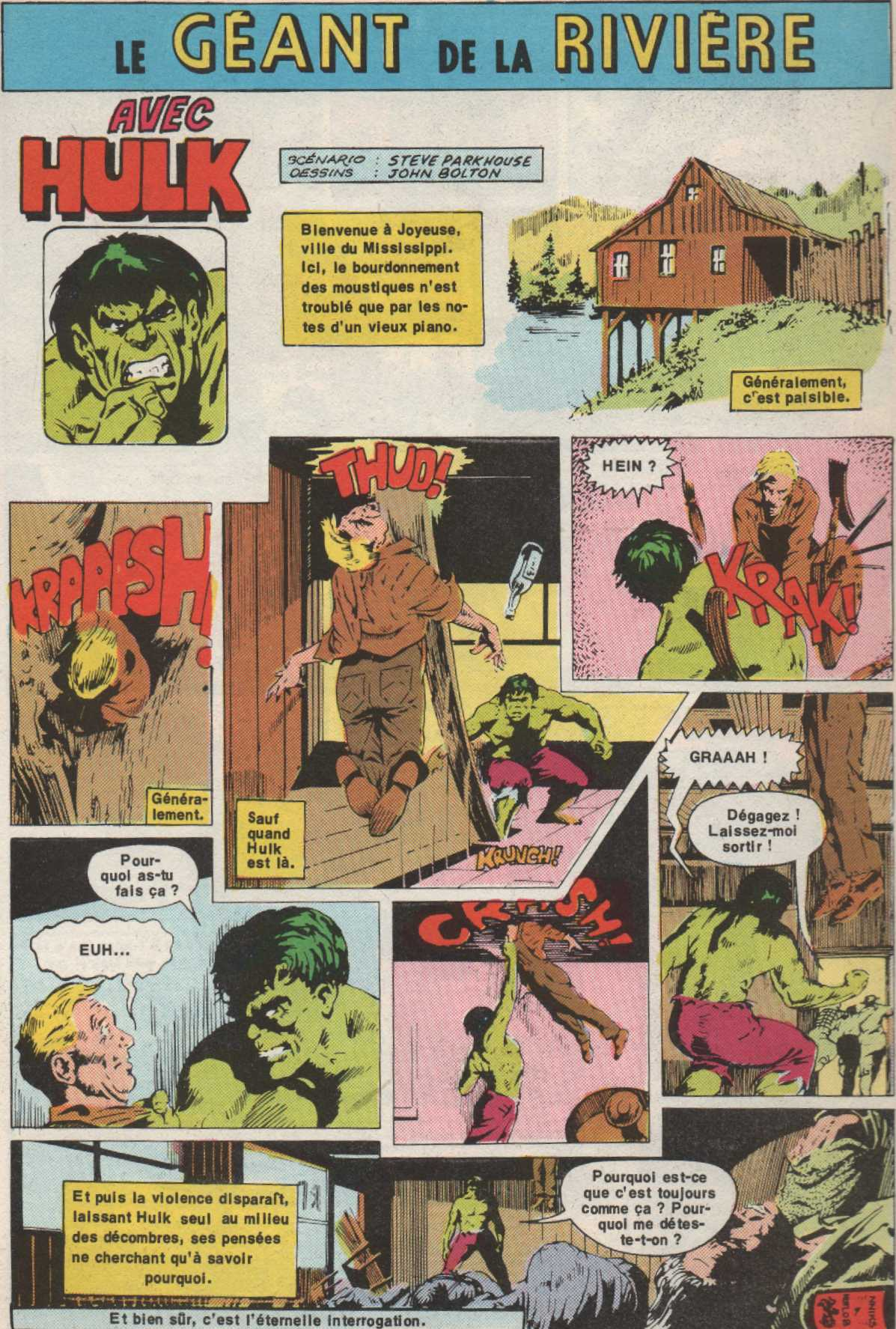 Bolton John Hulk