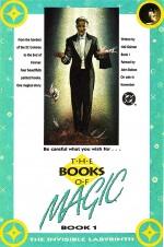 Books magic verso