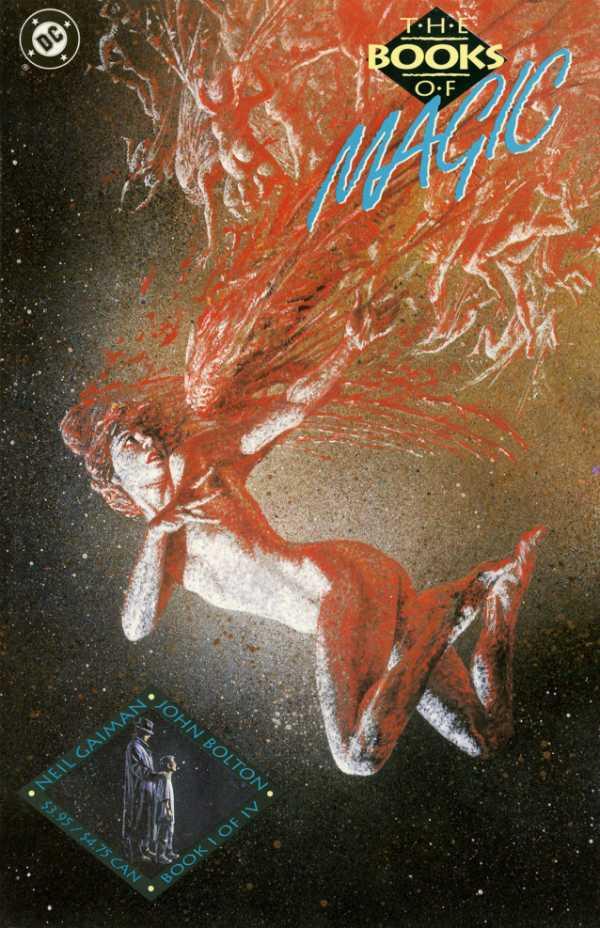 Books of magic 1