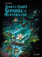 Couverture  Dans la forêt sombre et mystérieuse